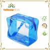 Il sacchetto trasparente libero reso personale dell'articolo da toeletta dell'organizzatore del sacchetto di corsa del PVC disponibile per personalizza