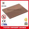 Le bois plastique WPC Decking de haute qualité avec revêtement de sol résistant à l'eau