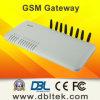 DBL 8 portas Gateway GSM GoIP8