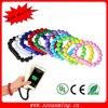 Linha de carregamento cabo do USB do bracelete para iPhone5