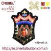 Esercito Uniform Embroidery Patch con Back Glue