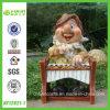 Музыкант серии Garden Gnome Смола Статуэтка (NF12021-1)