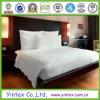 600TC 100% coton Hotel King Feuille de linge de lit fixe