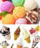 Polvere del gelato