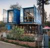 호화스러운 이동할 수 있는 집 20FT 콘테이너 집은 콘테이너 별장을 만들었다