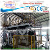 Máquina moldando plástica do sopro do tanque de água do cilindro IBC do anel dobro