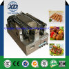 Barbecue électrique automatique Machine Machine Kebab gaz Grill