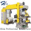 Berufsrollenaluminiumfolie Flexo Drucken-Maschine