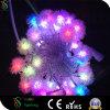 Licht van het in het groot LEIDENE van Kerstmis Koord van het Koper het Waterdichte voor de Decoratie van de Partij