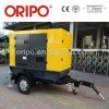 Conjunto do gerador diesel de baixo ruído tipo reboque 150-500kw