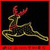 ベストセラーLED Outdoor Christmas第2 Motif Light Reindeer