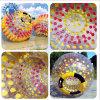 Bola de rodillo colorida del agua de la bola de Zorb (PLWG10-047)
