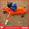 ATVの仕上げの芝刈機
