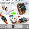 2016 het Nieuwe Ontwikkelde GPS van Volwassenen Horloge van de Drijver met de Monitor van het Tarief van het Hart