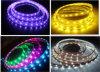 Envío rápido los 5m 300 luz flexible 60 LED/M, cinta del LED 3528 SMD 12V de la tira del LED