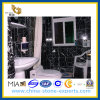 Opgepoetst Zwart Marmer Marquina voor de Tegels van de Bevloering &Wall (yqg-MT1001)