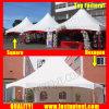 屋外のケイタリング6X12mのための製造業者の最も高いピークの小尖塔のテント12 12X6 12m x 6mによって6m x 12m 6 150人のSeaterのゲスト