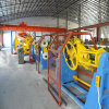 PVC Insulation Material und Solid Conductor Type Electric Coper Wire Cable Machine