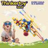 Modelo de modelo de helicóptero brinquedo para crianças Building Blocks