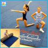 Alfombra de 12X12m Alfombra PVC Vinilo Cheerleading para Danza Cheerlead Artes Marciales
