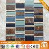 Новые плитки фарфора смешивания кристаллический стекла нутряной стены декоративные (M555032)