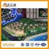 Het Model van onroerende goederen, De Model, Architecturale Modellen van de Bouw, het Model van het Huis, Al Soort Tekens