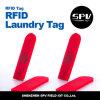La mejor etiqueta del lavadero del silicón del funcionamiento RFID para la acción de la ropa