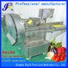 Machine de coupe en dés de raccord en caoutchouc végétal de Dicer (pomme de terre, radis)