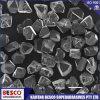 中国CBN-A99の高い熱安定性の立方ほう素の窒化物の粉