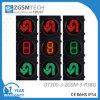300mmの回転円形のUターンの交通信号の赤い緑2つのカラーおよび秒読みのタイマー