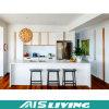Muebles ULTRAVIOLETA de las cabinas de cocina de la alta laca brillante impermeable (AIS-K062)