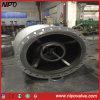 API 6D de aço fundido ou válvula de retenção de Solavanco