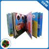 Entrega rápida de cartón brillante impresión de libros de aprendizaje de los niños