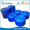 Flexibles Bewässerung-PVC gelegtes flaches Wasser-Pumpen-Rohr