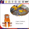 O melhor preço para barra de cobre pura o trilho de guia isolado