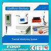 Système de surveillance thermique pour des silos de grain
