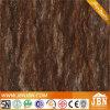 コーヒーブラウンカラー床の製陶術の磨かれた磁器のタイル(J8M09)