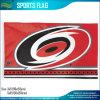 Drapeau de x5 de NHL d'ouragans de la Caroline du logo officiel 3 d'équipe de hockey '