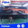 Precio hidráulico automático de la máquina de la prensa de perforación de la torreta del CNC de la placa de acero