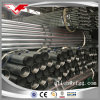 Lo zinco ha ricoperto i tubi d'acciaio filettati galvanizzati tuffati caldi d'accoppiamento d'acciaio e protezioni di plastica