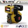 Motor diesel 9HP con filtro de aire de baño de aceite (HR186FE)