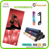 Естественная циновка йоги пригодности с печатание сублимации изготовленный на заказ