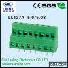 Ll127A-5.0/5.08 PCB 나사식 터미널 구획