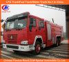 Sinotruk resistente cino HOWO Water Foam Tanker Rescue Fire Fighting Trucks 12, 000 Liters da vendere