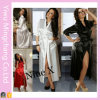 Hot Sale Europe et America Sexy Ice Silk Long Bathrobe