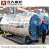 A fábrica fornece diretamente o gás da caldeira de água quente