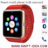 Montre intelligente de Bluetooth avec le logement pour carte de SIM (gt08)