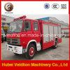 6000L Water Tanker Fire Firght Truck (RHD & LHD)