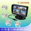 Sistema de visión trasera autocaravana 7'' LCD Monitor