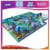 Interesting Indoor Playground for Childrens' World